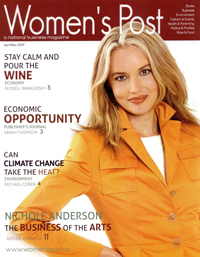 Age Maintenance - Women's Post - April/May 2009