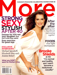40 Beauty Tips - More Magazine - May 2009
