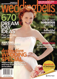 Beautiful Traditions - Weddingbells Magazine - July, 2009