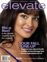 GENETHERAPY - Elevate Magazine - September/October 2009