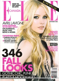 Beauty News – Elle September 2006