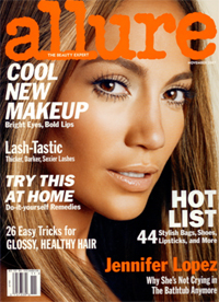 The new fat melters – Allure Magazine, November 2007