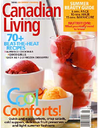 Without a Wrinkle – Canadian Living August 2006