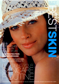 Your First Skincare Regime – Cosmetics Best Skin, April 2008