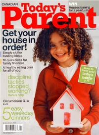 Ban The Tan – Today's Parent, January 2008