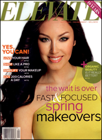 Acne Answers – Elevate Magazine - March-April 2011