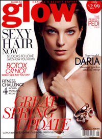 Cold sores – Glow Magazine - May 2012