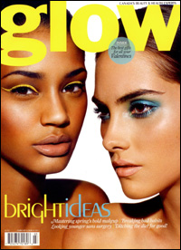 Beauty Guide – Glow Magazine - February-March 2011