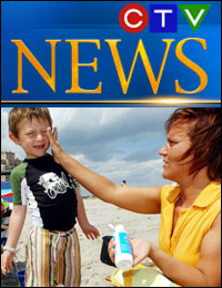 Sunscreen Worries - CTV.ca News - May 29, 2011