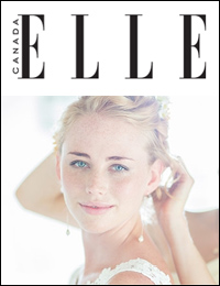 ELLE Canada -  Your pre-wedding beauty timeline: May 3, 2015