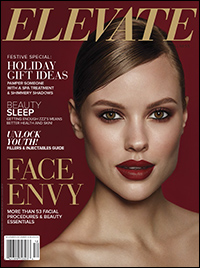 Elevate Magazine: Non Invasive Neck Treatments | Nov/Dec 2016